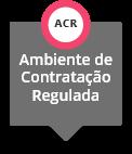 Ícone: Ambiente de Contratação Regulada
