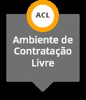 Ícone:Ambiente de Contratação Livre