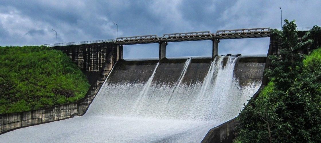 O que é energia hidráulica